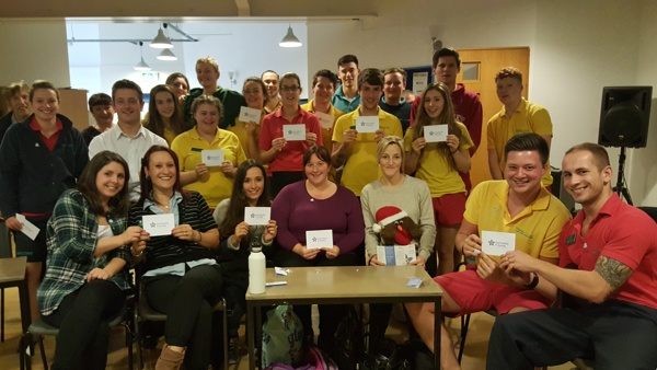 Tidworth Leisure Centre staff become Dementia Friends