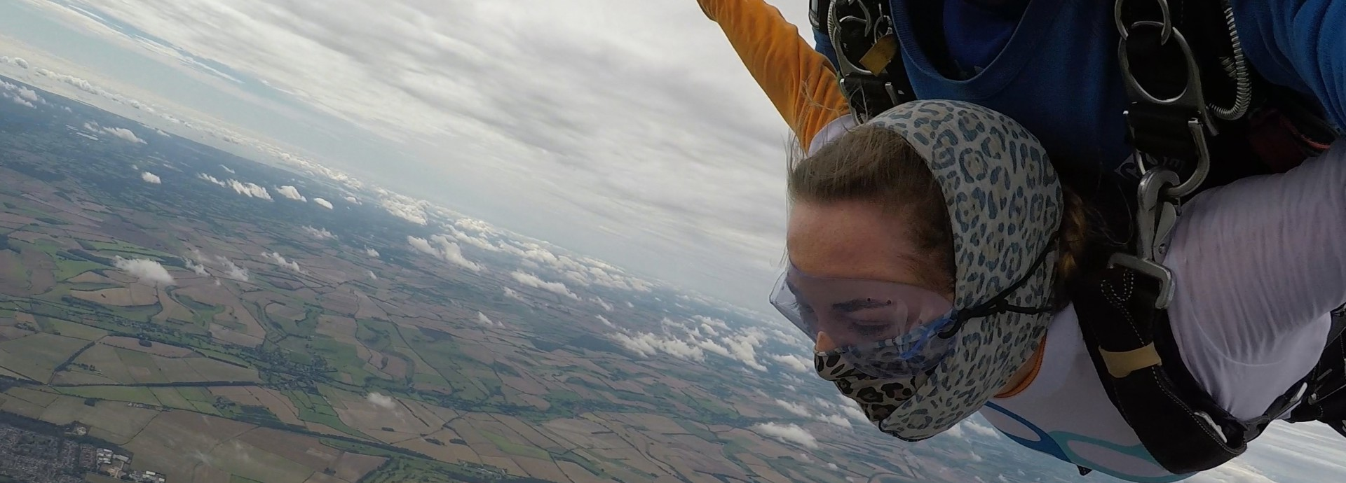 Skydive for dementia!