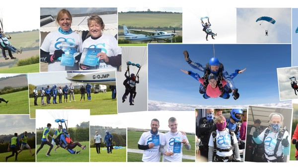 Tim's Skydive for Dementia