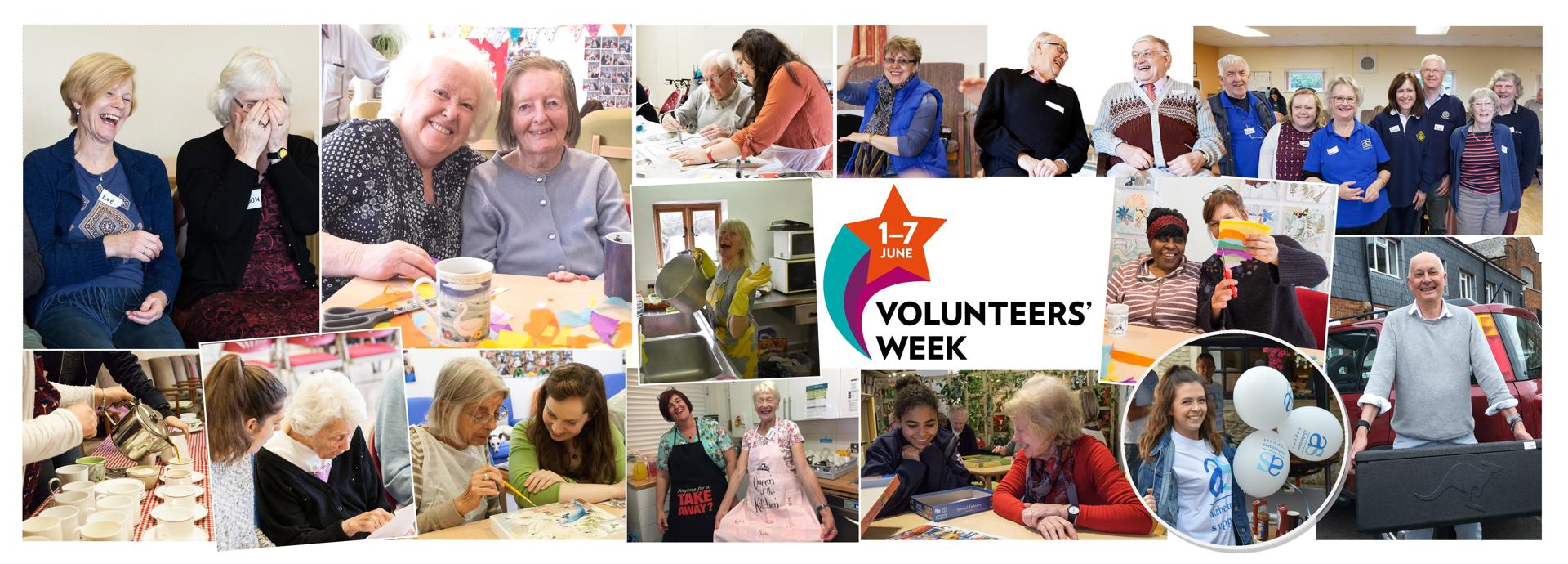 Volunteers Week banner