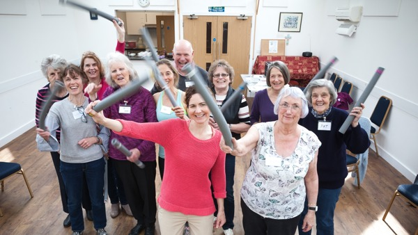 Movement for the Mind Ludgershall