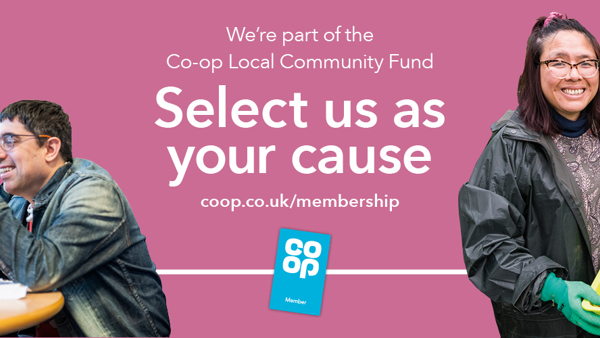 Choose us at the Co-op